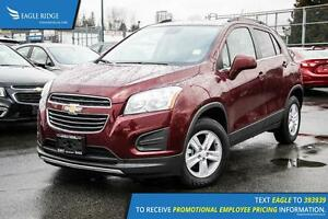2016 Chevrolet Trax LT Backup Camera and Sunroof