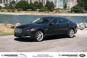 2015 Jaguar XF 3.0L V6 AWD Luxury