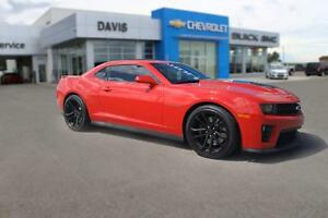 Used 2013 Red Camaro ZL-1! Nav, Bluetooth, Backup Cam, One Owner