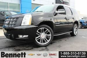 2014 Cadillac Escalade 6.2V8 4x4 - ULTRA LUXURY COLLECTION * POW