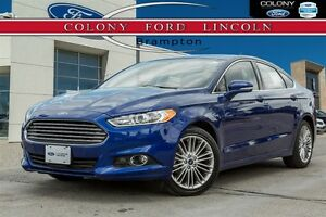 2015 Ford Fusion FORD DEMO, AWD, LEATHER, CLEAN!