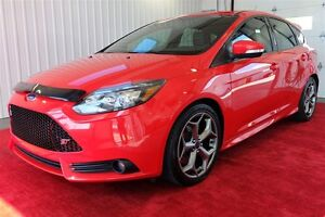 2014 Ford Focus ST3 - Toit ouvrant, cuir, GPS