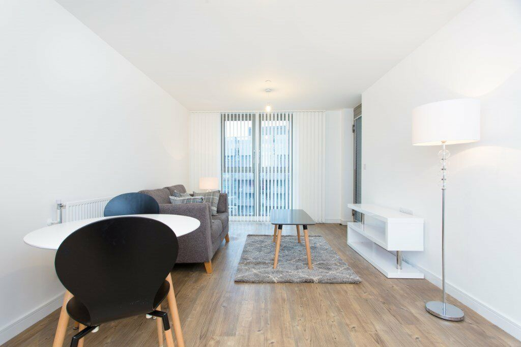 NEW SPACIOUS DESIGNER FURNISHED 1 BEDROOM APARTMENT IN SIENNA ALTO / ROMA CORTE - LEWISHAM SE13