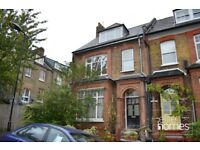 5 bedroom split level maisonette in Hackney E5.