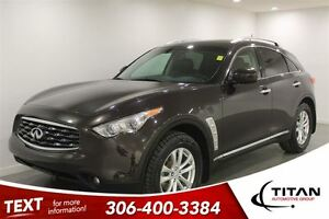 2010 Infiniti FX35 AWD|Back-up Camera|Leather|PST Paid!!