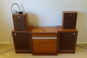 Kriesler Solid State Radio Record Player Q4 Series Radiogram Tacoma Wyong Area Preview