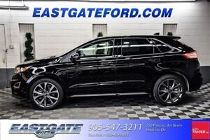 2018 Ford Edge Sport Executive Unit **COSTCO**