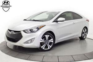 2014 Hyundai Elantra SE CUIR TOIT GPS TRES RARE