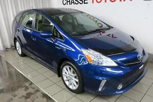 2013 Toyota Prius V Touring Cuir + Toit