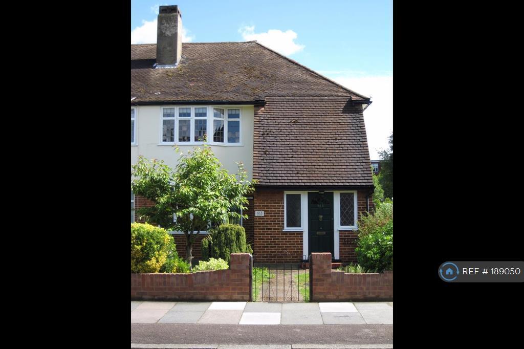 2 bedroom flat in West Barnes Lane, Motspur Park, KT3 (2 bed)