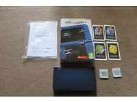 Nintendo ''new'' 3DS XL with 2 Games