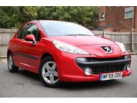 2009 Peugeot 207 1.4 Diesel NO PREVIOUS OWNER