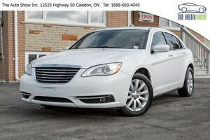 2014 Chrysler 200 Touring Accident free!