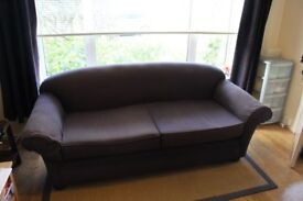 2 or 3 seater sofa - in good condition - recovered about 5 years ago.""