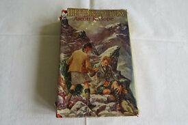 CHIEFTAIN AND CHUM by ASHCOTT R . HOPE 1928 Edition