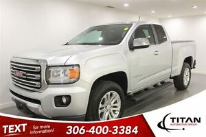2015 GMC Canyon SLT Extended Cab|Nav|Back-up Cam