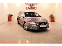 VOLVO V70 2.0 D3 R-DESIGN 5d 161 BHP + 1 PREV OWNER + FULL DEALER S/H (grey) 2010