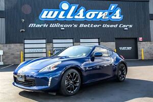 2016 Nissan 370Z COUPE 6-SPEED MANUAL! BLUETOOTH! 18 ALLOYS!