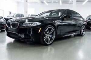 2012 BMW M5 CERTIFIED LOADED WITH ALL OPTIONS