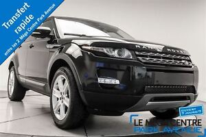 2013 Land Rover Range Rover Evoque Pure PLUS NAVIGATION, PARKING