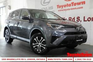 2016 Toyota RAV4 LOW MILEAGE SINGLE OWNER LE