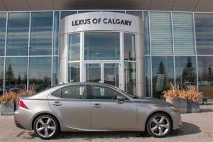 2014 Lexus IS 350 AWD 6A Luxury Package