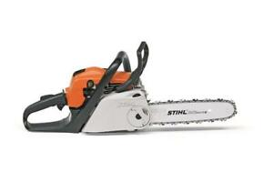 Chainsaws Starting at $249.95 and Up to 5 Years Warranty!