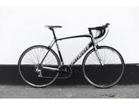 Specialized allez Full black racing bike 58 cm