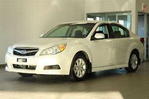 2011 Subaru Legacy 2.5i GARANTIE 1AN/ 20 000KM
