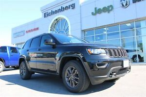2016 Jeep Grand Cherokee Laredo 75th Anniversary Edition
