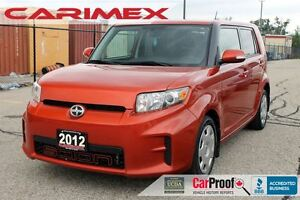 2012 Scion xB |Bluetooth + Leather + CERTIFIED