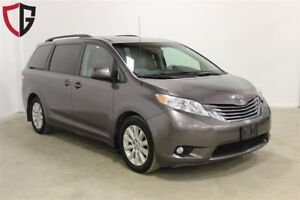 2011 Toyota Sienna XLE 7 Passenger - Leather| Sunroof| Backup ca
