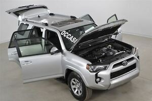 2015 Toyota 4Runner Trail Edition GPS+Cuir+Toit Ouvrant