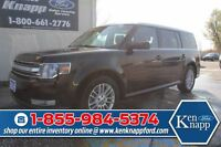 2014 Ford Flex SEL | 3.5L V6 | Moonroof/Leather | MyFordTouch