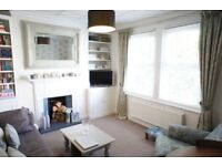FANTASTIC 2 DOUBLE BEDROOM FLAT IN A GREAT LOACATION IN BROCKLEY , CENTRAL HEATING SEPERATE LOUNGE