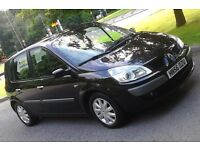 REDUCED 2007 Renault Scenic Dynamique 5Dr MPV, Ideal Family Car, Long MOT And Superb Spec