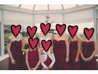 Bridesmaid/Occasion Dresses