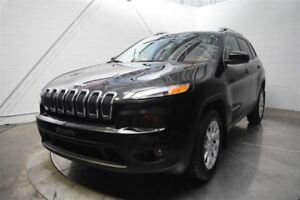 2014 Jeep Cherokee NORTH EDITION AWD MAGS GROSSE ECRAN