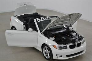2012 BMW 1 Series 128i Convertible Automatique Impeccable !!!