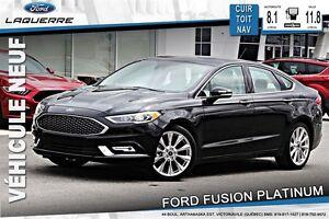 2017 Ford Fusion PLATINUM*115$/SEMAINE*