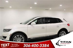 2016 Lincoln MKX AWD|Nav|Bluetooth| Leather|PST Paid