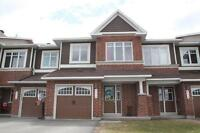 Freehold Townhouse In Orleans For Rent!