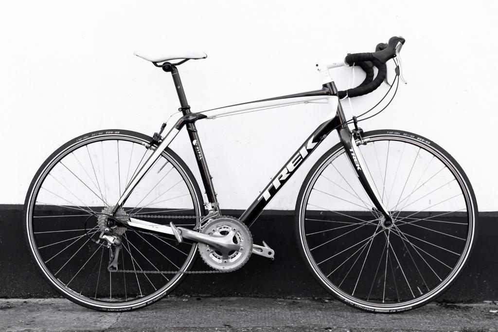 Road bike Trek madone 2.0 carbon fork (new parts) 54 cm size | in ...