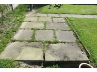Patio Slabs and Paving Slabs