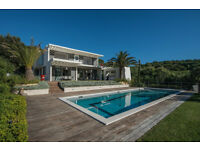 Ramatuelle 4 bedroom villa with heated pool- Saint Tropez