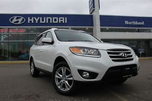 2012 Hyundai Santa Fe AWD/AC/USB/Heated Seats/Bluetooth/ Sunroof