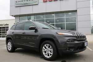 2016 Jeep Cherokee North 4X4 *0% FOR 84 MONTHS*