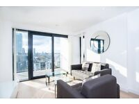 LUXURY 1 BED HORIZONS TOWER CANARY WHARF E14 BLACKWALL SOUTH HERON QUAYS DOCKLANDS