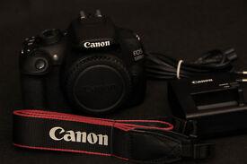 Canon EOS 1200D 18.7MP Digital SLR Camera - Black (Body Only) £150