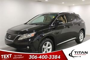 2010 Lexus RX 350 Auto| Local Trade| PST Paid!